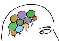 O cérebro adulto gasta, na inibição, pelo menos a mesma energia que gasta na ação, sugerem alguns estudos
